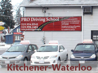 Kitchener-Waterloo location